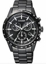 Citizen Eco-Drive Men's Chronograph Date Calendar Band 40mm Watch Bl5495-56E
