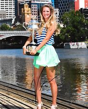 VICTORIA AZARENKA - HAND SIGNED 8x10 PHOTO PICTURE AUTHENTIC AUTOGRAPH w/ COA