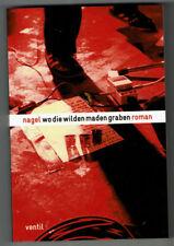 Nagel - Wo die wilden Maden graben (Buch) + Doppel-CD Punkrock-Hörspiel NEU!