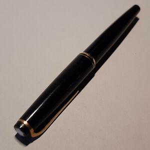 Alter MONTBLANC Nr. 31 Patronenfüller mit Verschlusskappe MONTBLANC Nr. 22
