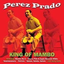 Pérez Prado, Perez Prado - King of Mambo [New CD] UK - Import