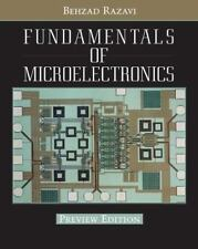 Fundamentals of Microelectronics by Razavi, Behzad