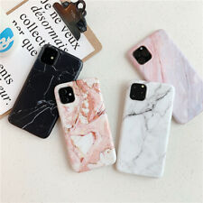 Marble Design Case For iPhone 12 11 Pro XS Max XR 7 8 Plus Matte Soft Back Cover