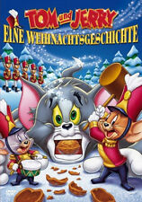 TOM und &  JERRY - EINE WEIHNACHTSGESCHICHTE Looney Tunes Collection DVD Neu