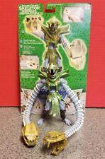 Snake Crush Skeletor 2001 He-Man MOTU VS Snake Men Posable Arms Armor Figure Toy