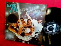 BONEY M. Nightflight to Venus LP ITALY pressing 1978 EX Disco Funk Soul