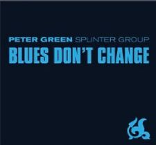 PETER GREEN SPLINTER GROUP blues don´t change CD NEU OVP