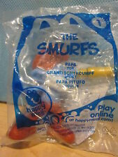 2011 McDonalds The Smurfs Papa Smurf #1