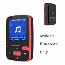 CFZC Bluetooth Clip 8GB MP3 Player Sport MP4 Lossless Sound Music Player with FM