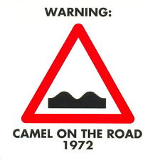 CD CAMEL-CAMMELLO on the road 1972 (NEW)