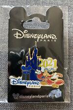 Pin OE Disneyland Paris 2021 MK MICKEY CHATEAU CASTLE DLP