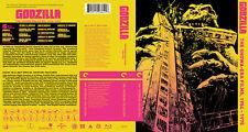 Godzilla Showa-era Collection - Custom Blu-ray Cover W/ Empty Case (No Discs)