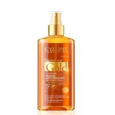 Eveline 5-in-1 Luxus Bräunung Nebel fürs Gesicht Körper Sommer Gold Dark Haut