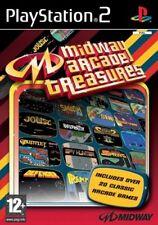 Midway arcade treasures (PS2) - jeu AYVG le bon marché rapide livraison gratuite