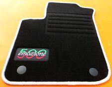 passend für Fiat 500 Autofußmatten Autoteppiche Fussmatten ab 2012 -  Lwru