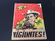 TEX COLLANA GIGANTE Nr°63 - VIGILANTES! - lire 200 Maggio 1969