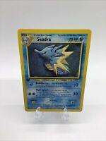 2000 Pokemon TCG Neo Genesis Seadra 1st Edition Uncommon Card 48/111 Near Mint