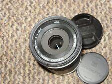 Genuine M.Zuiko Dugital 40-150mm F4-5.6 ED MSC Lens - Micro 4/3s + Filter - Nice