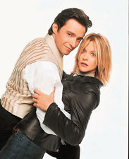 Meg Ryan and Hugh Jackman UNSIGNED photo - E906 - Stars of Kate & Leopold