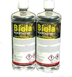 Bioethanol Deep Forest Fuel