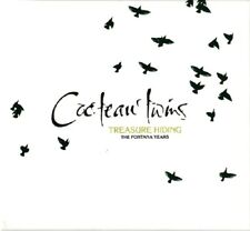 COCTEAU TWINS Treasure Hiding (The Fontana Years) - 4CD Box Set
