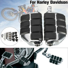 Moto Chrome balle Foot Pegs repose-pied Custom Chopper Harley Curiser