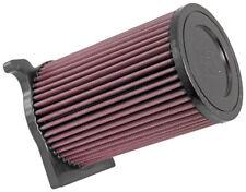 Kn air filter Reemplazo Para Yamaha YFM700 Grizzly 708CC; 2016-2017