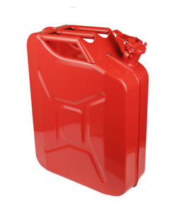 20L Fuel Can Petrol Diesel Jerry Can Metal