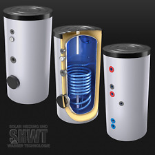 Solarspeicher Trink Warmwasser Speicher 200 L Liter 1WT Puffer Speicher Elektro