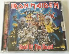 IRON MAIDEN BEST OF THE BEAST CD ALBUM BUONO SPED GRATIS SU + ACQUISTI
