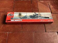 Airfix 1/600 HMS Warspite