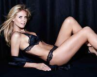 Heidi Klum Glossy 8X10 Photo Print M52