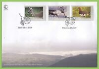 Norway 2009 Wildlife set on First Day Cover