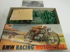 Vintage ITC BMW Racing Motorcycle Model Kit MIB SB154