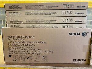 Xerox Waste Toner Cartridge 008R12990 - 700, 240, 250, 550, C60, C70, Versant 80