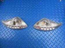 Bentley Continental Gt Gtc Flying Spur left & right mirror light lens #1211