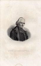 2/ PERSONNAGE HISTOIRE DE FRANCE / ABBE LEGRIS DUVAL