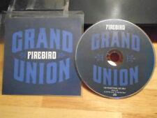 RARE PROMO Firebird CD Grand Union blues rock CARCASS Napalm Death CATHEDRAL '09