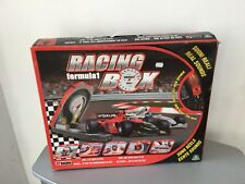 2000#Vintage Formula One Racing Box GP  racetrack#NIB Scalextric Type