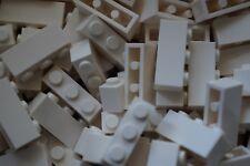 LEGO 30 x WHITE BRICKS 1 x 3 No 3622  (CITY, STAR WARS, MOVIE, FRIENDS )