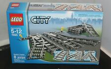 Lego 7895 City Switch Train Tracks (Brand New & Sealed)