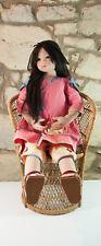 Annette Himstedt Puppenmaufaktor Shilin Doll13/377 2007 Sommer w/Certificate