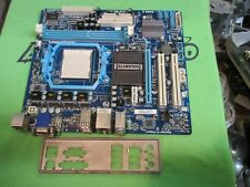 Gigabyte Technology GA-MA74GM-S2, REV 4.3, Socket AM2, AMD Motherboard
