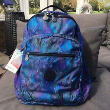 Kipling Large Backpack D SEOUL GO L Disney FROZEN 2 MYSTICAL ADVENTURE