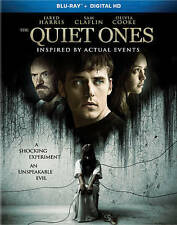 The Quiet Ones (Blu-ray Disc, 2014) Olivia Cooke Hammer Films