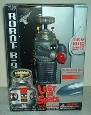 1997 Trendmasters Lost In Space B9 Robot - New In Box