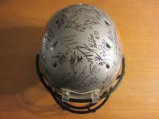 2015 Senior Bowl Autographed by 47 players Full Size Schutt Helmet NCAA Football