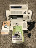 Cricut CRV001 Personal Electronic Cutter With Cartridge