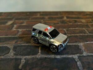 Sealed Micro Machines * Rare #0166 Chrome Command SUV