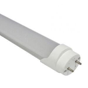 10pcs LED Tube T8 1200mm Fluorescent 20w 1.2m 4ft 6000K 3 Years Warranty